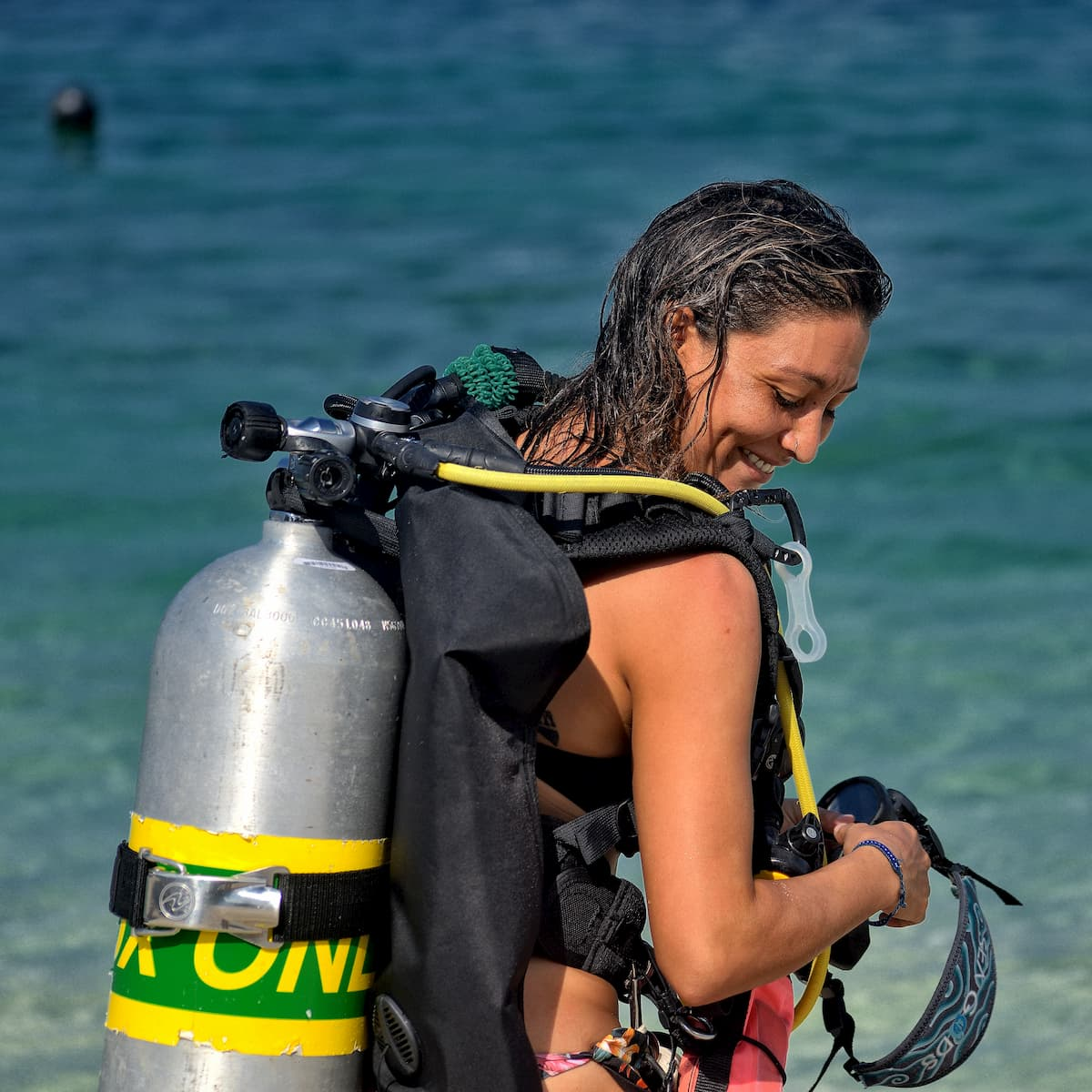 Enriched Air Nitrox Specialty Course Adventure Divemaster Package