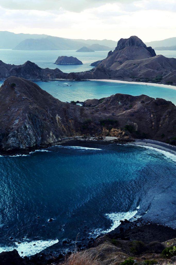 Amazing Komodo Topography